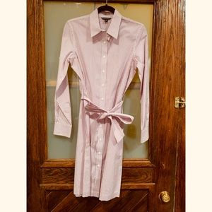 Never worn Brooks Brothers button down dress